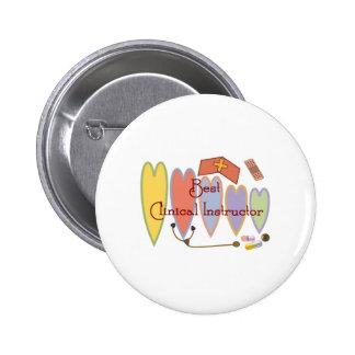 Student Nurse/Instructor gifts 6 Cm Round Badge