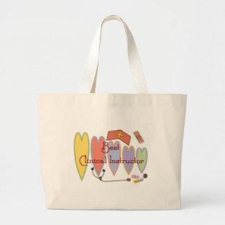 Student Nurse/Instructor gifts Large Tote Bag