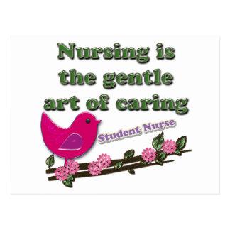 Student Nurse Postcards