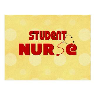 Student Nurse Postcard