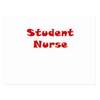 Student Nurse Post Card