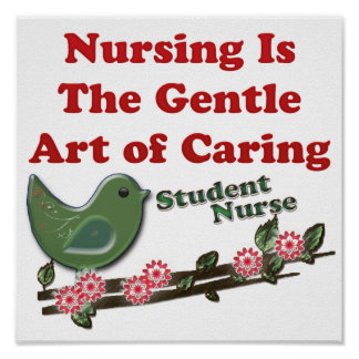 Student Nurse Posters