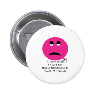 Student Nurse Smiley Face Gifts 6 Cm Round Badge