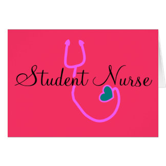 Student Nurse T-Shirts and Gifts Card