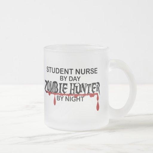 Student Nurse Zombie Hunter Mug