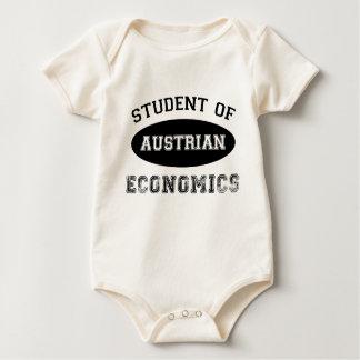 Student of Austrian Economics Baby Bodysuit