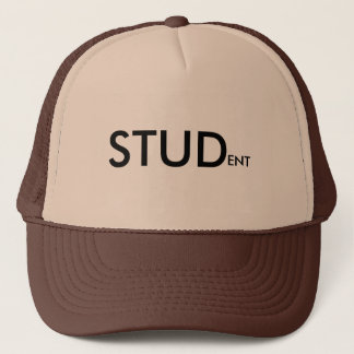STUDent Slogan Cap Hat (All Colours)