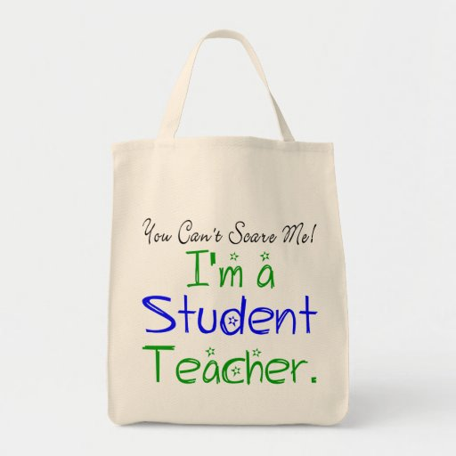 Student Teacher Tote Tote Bags