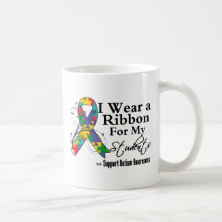 Students - Autism Ribbon Mugs