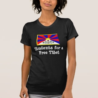 Students for a Free Tibet T-Shirt