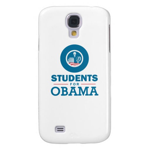Students for Obama Galaxy S4 Case