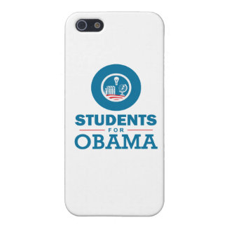 Students for Obama Case For iPhone 5
