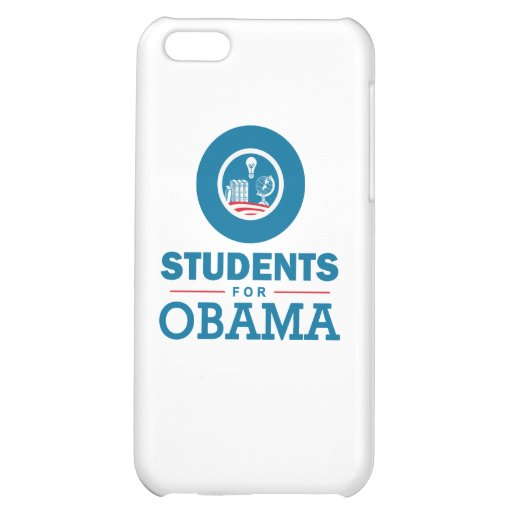 Students for Obama Case For iPhone 5C