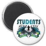 Students Gone Wild Refrigerator Magnets
