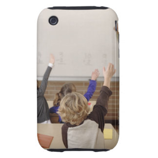 students in classroom tough iPhone 3 covers