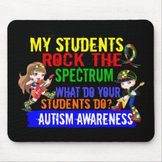 Students Rock The Spectrum Autism Mouse Mat