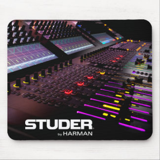 Studer Mixers Mouse Pad