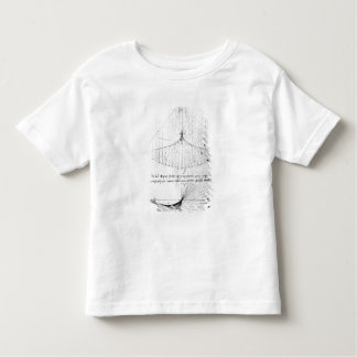Studies of concave mirrors constant, parabolic toddler T-Shirt