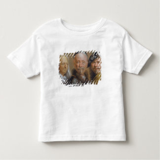 Studies of Five Heads after Rembrandt (pastel on c Toddler T-Shirt