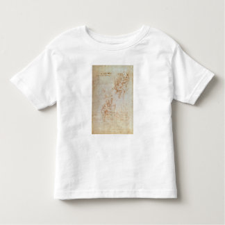 Studies of Madonna and Child Toddler T-Shirt