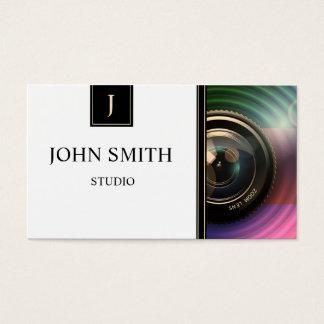 Studio Camera Business Card