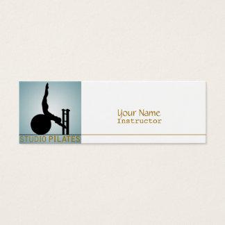 Studio Pilates - Business, Calling Card