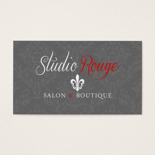 Studio Rouge - Wendy Business Card