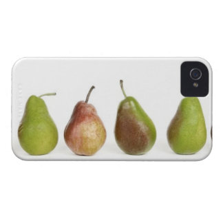 studio shot, close up, healthy eating, in a row, Case-Mate iPhone 4 case