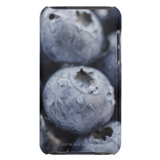 Studio shot of blueberries 2 iPod touch cover