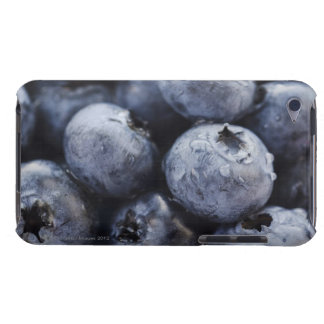 Studio shot of blueberries 3 iPod touch case