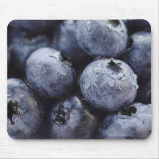 Studio shot of blueberries 3 mouse mat