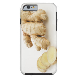 Studio shot of fresh ginger tough iPhone 6 case