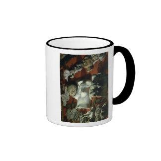 Studio Wall, 1872 Ringer Coffee Mug