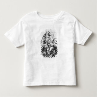 Study for a Madonna with a Cat, c.1478-80 Toddler T-Shirt