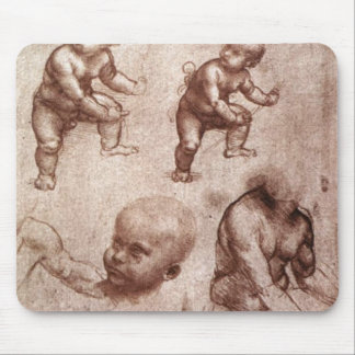 Study for Child Mouse Pad