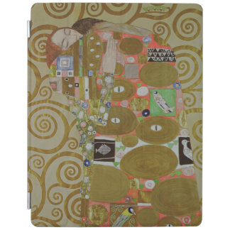 Study for Fulfilment, c.1905-09 (w/c & gold on pap iPad Cover