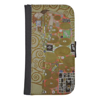 Study for Fulfilment, c.1905-09 (w/c & gold on pap Samsung S4 Wallet Case