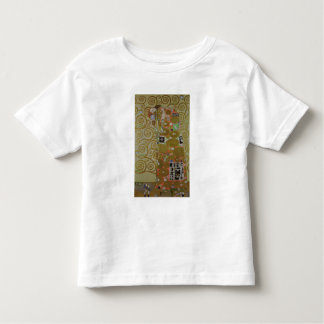 Study for Fulfilment, c.1905-09 (w/c & gold on pap T-shirts