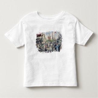 Study for 'Le 14 Juillet 1880', 1880-84 Toddler T-Shirt