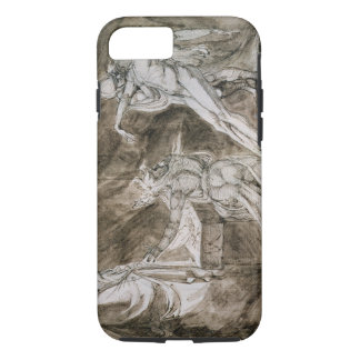 "Study for ""Saul and the Witch of Endor"" iPhone 8/7 Case"