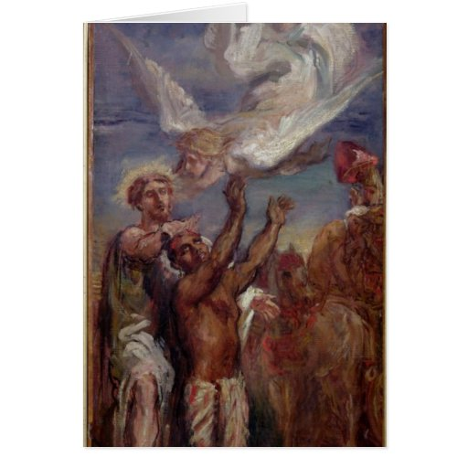Study for St. Philip Cards