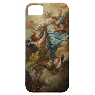 Study for the Assumption of the Virgin, c.1760 2 iPhone 5 Covers
