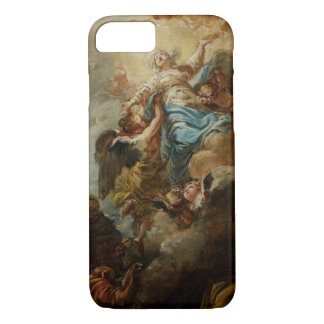 Study for the Assumption of the Virgin, c.1760 2 iPhone 7 Case