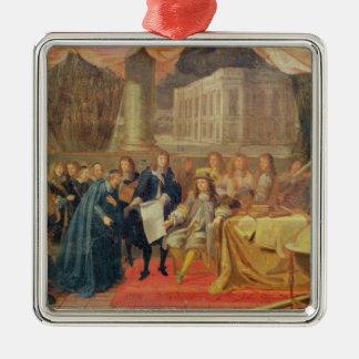 Study for The Establishment of the Academie Christmas Ornament