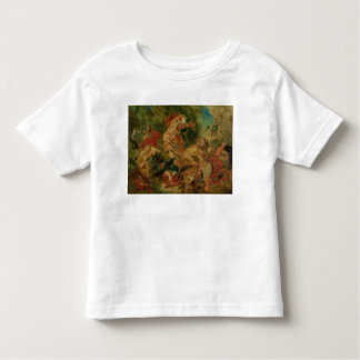Study for The Lion Hunt, 1854 Toddler T-Shirt