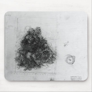 Study for the Virgin and Child with St. Anne Mouse Pad