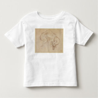 Study of a dog toddler T-Shirt