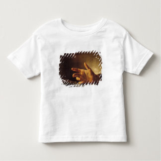 Study of a Hand Toddler T-Shirt