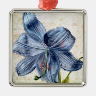 Study of a lily, 1526 christmas ornament