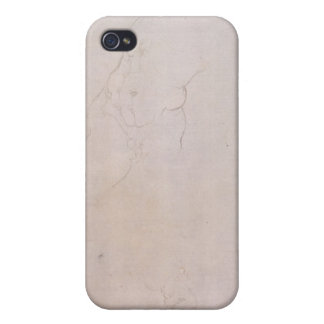 Study of a male torso iPhone 4/4S cases